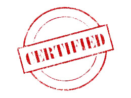 Tampa Printer Repair Certification